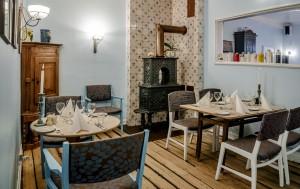 Blå stue