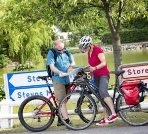 Stevns på cykel - Rødvig Kro & Badehotel