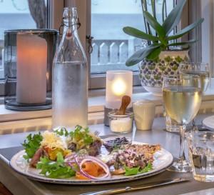 Frokost - Restaurant - Rødvig Kro & Badehotel - Stevns