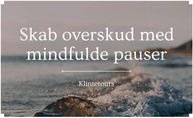 Mindfulde pauser