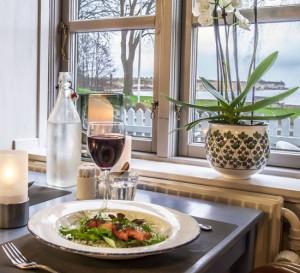 Restaurant - Rødvig Kro & Badehotel - Stevns Klint