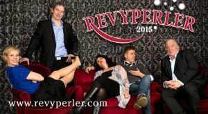 Revyperler i Rødvig 2015
