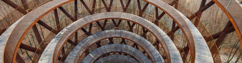 Spiral rampe